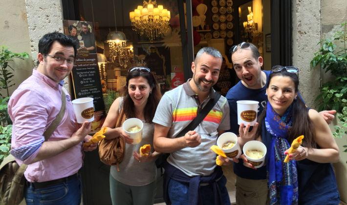 A food walk in romantic Verona